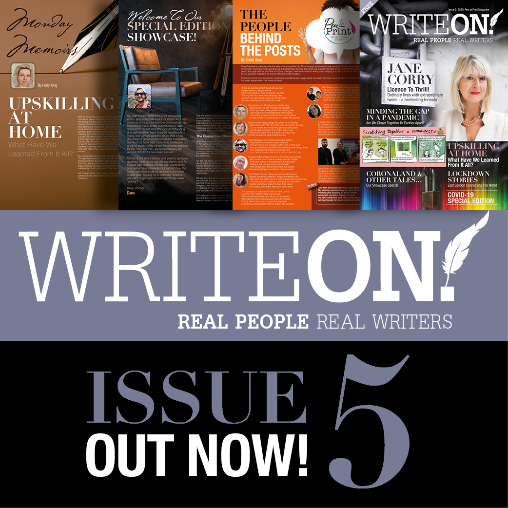 Write On Issue 5