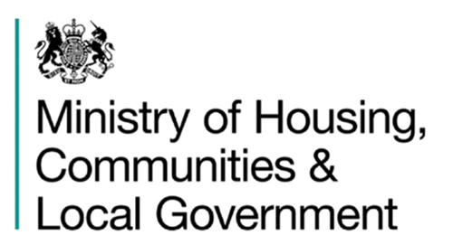 Ministry of Housing, Communities and Local Government.