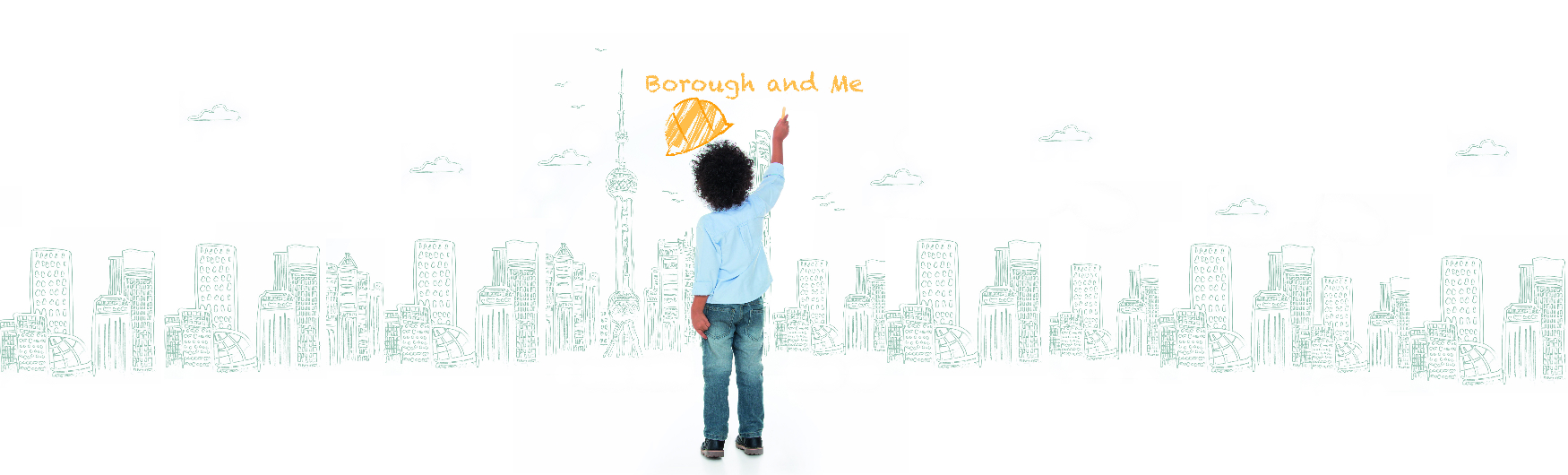 Borough and Me homework competition