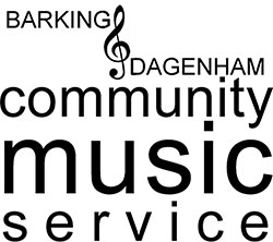 Community Music Service logo