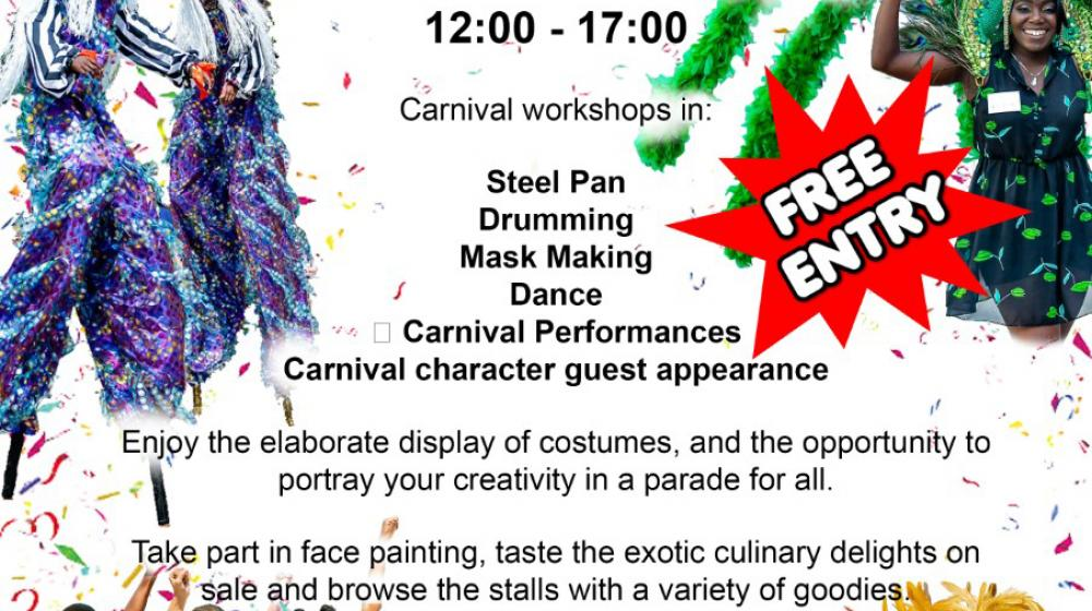 Barking Carnival at Barking Learning Centre