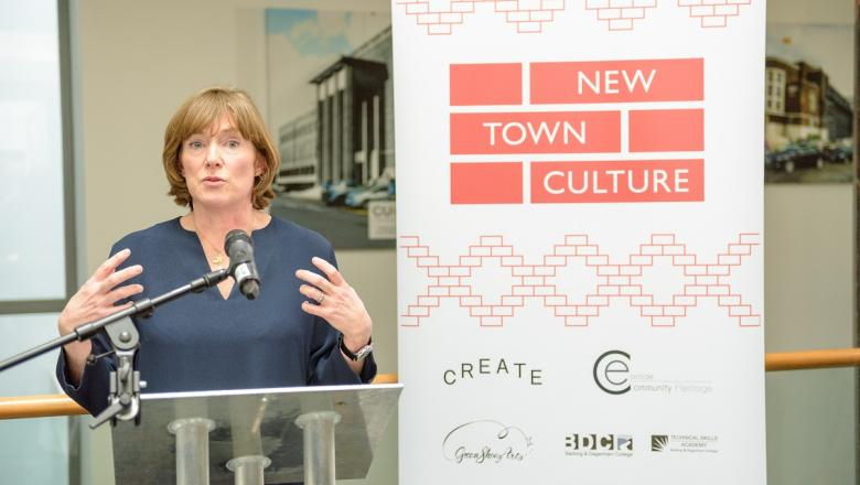 9. New Town Culture launch at Barking Town Hall