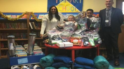 Grafton Primary School donations