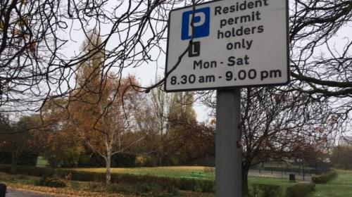 parking permit barking and dagenham
